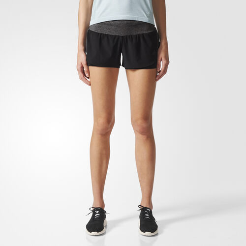 adidas - Ultra Energy Shorts Black/Granite BQ9383