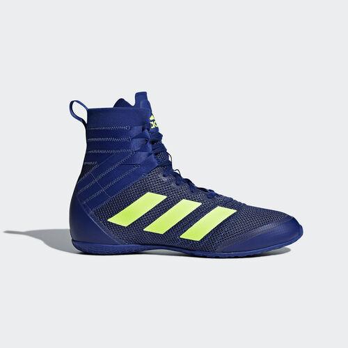 adidas - Speedex 18 Shoes Dark Blue / Shock Yellow / Mystery Ink AC7154