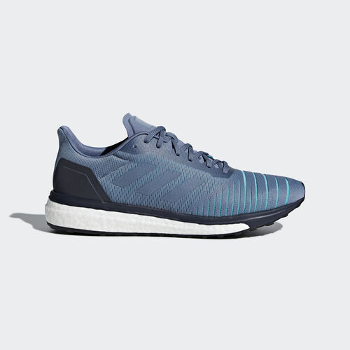 adidas - Solar Drive Shoes Raw Steel / Raw Steel / Hi-Res Aqua AC8133