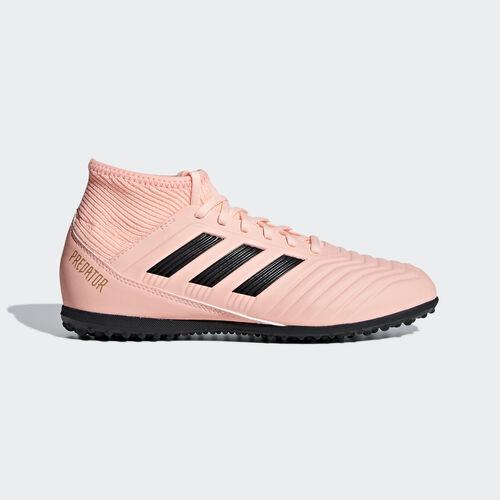 adidas - Predator Tango 18.3 Turf Boots Clear Orange / Core Black / Trace Pink DB2331