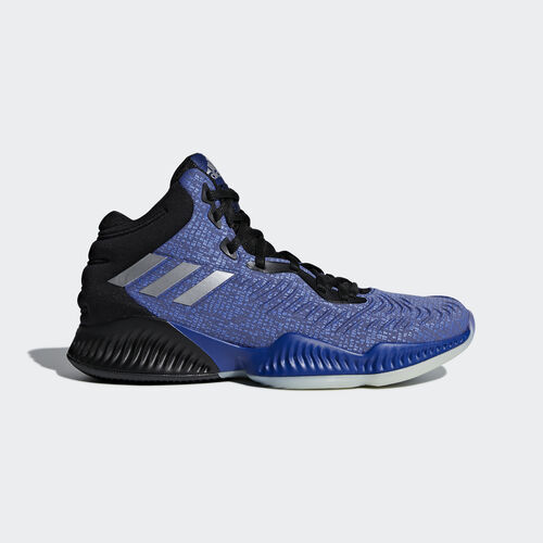 adidas - Mad Bounce 2018 Shoes Collegiate Royal / Silver Met. / Core Black AC7428