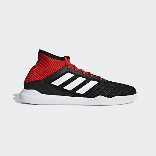 adidas - Predator Tango 18.3 Trainers Core Black / Ftwr White / Red DB2303