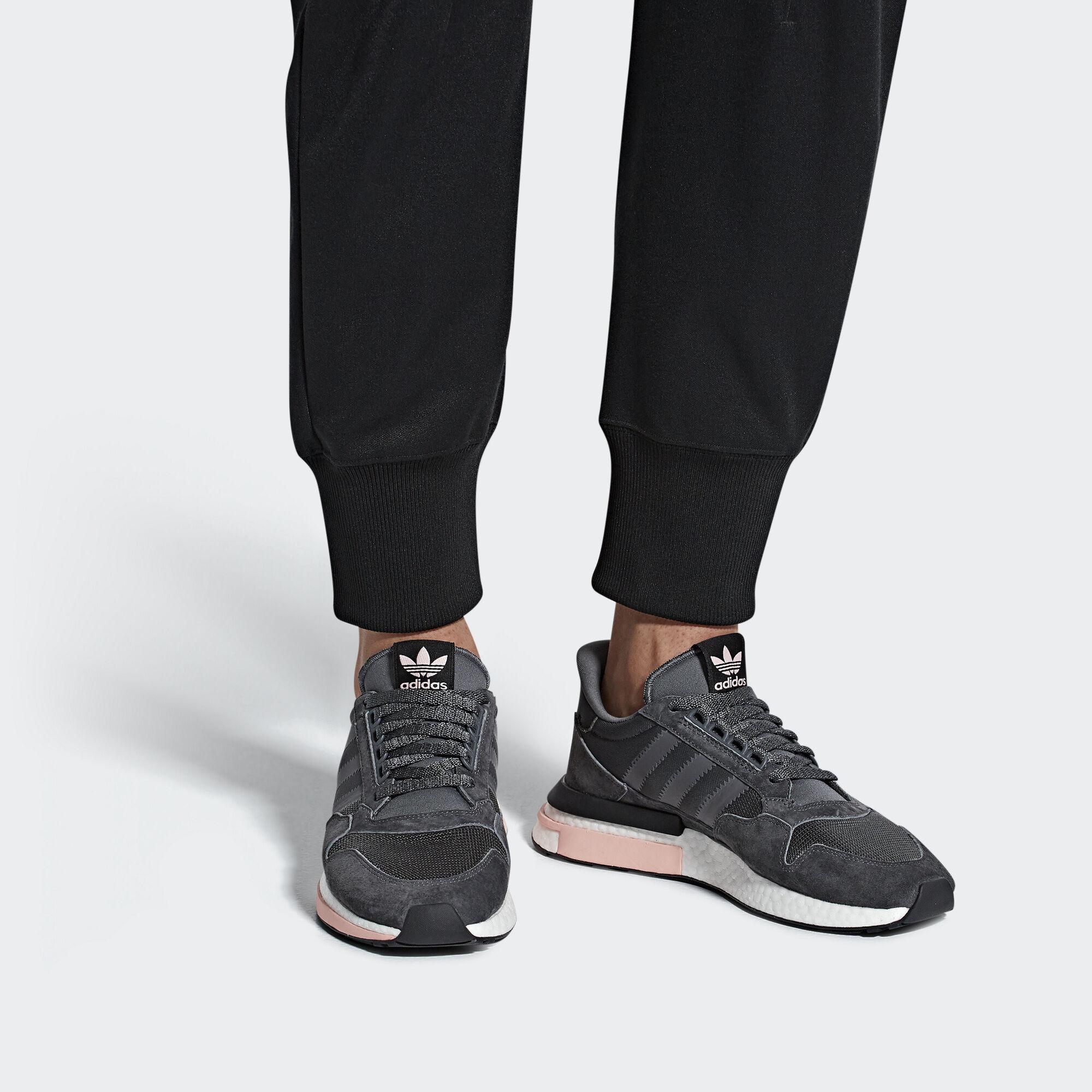 de3da8c20f92 adidas ZX 500 RM Shoes - Black