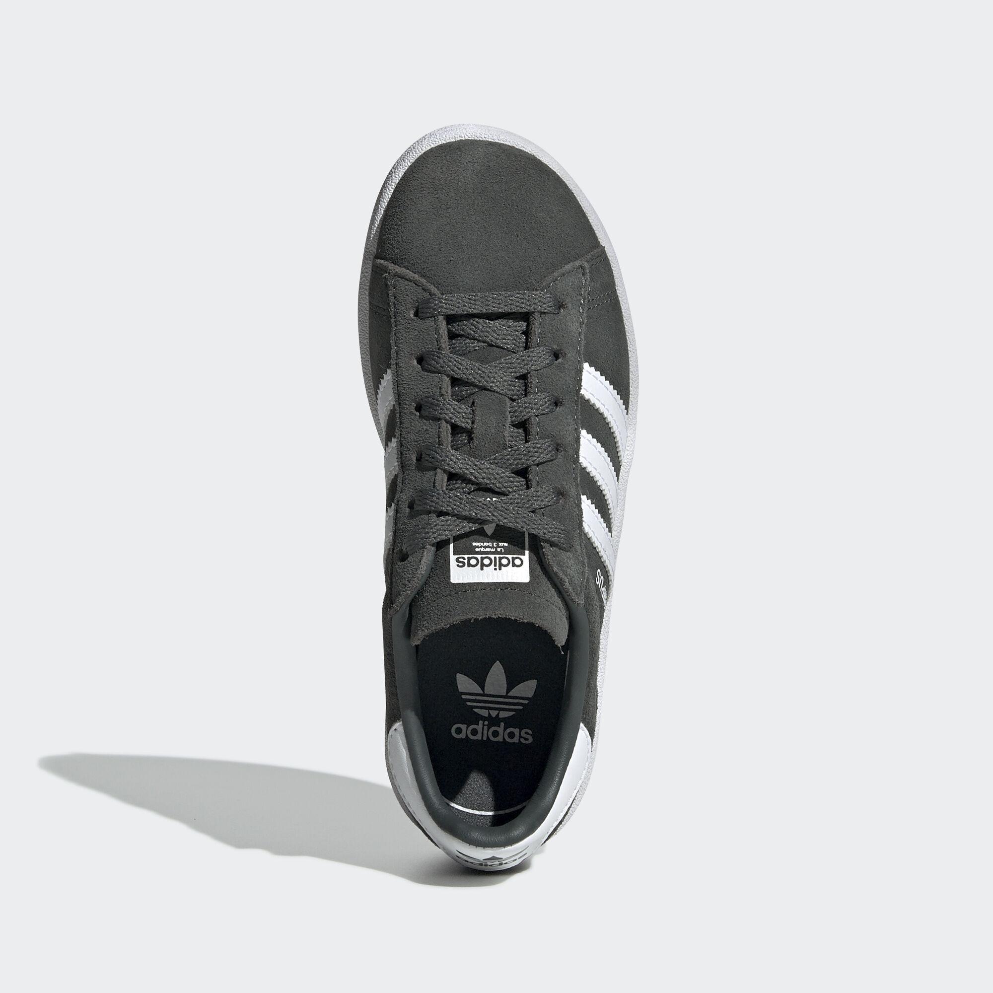 adidas Sapatos Campus - Preto  ee7405370a1a8