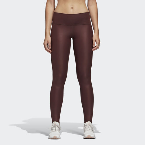 adidas - Believe This Tights Night Red D96051