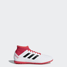 adidas - Botas de Futebol Predator Tango 18.3 – Relva Artificial Ftwr White Core  Black eafe14be376ab
