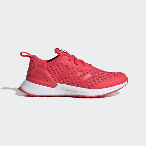 adidas - RapidaRun X BTH Shoes Shock Red / Shock Red / Shock Red D97104