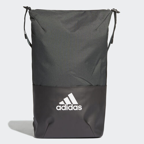 adidas - adidas Z.N.E. Core Backpack Grey /  Legend Ivy  /  White DT5085