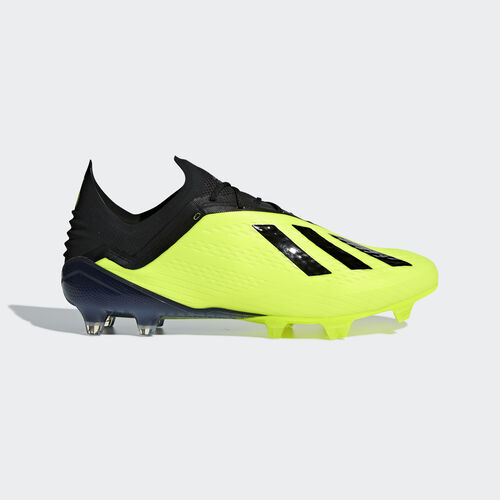 adidas - X18.1 Firm Ground Gareth Bale Boots Solar Yellow / Core Black / Ftwr White DB2251