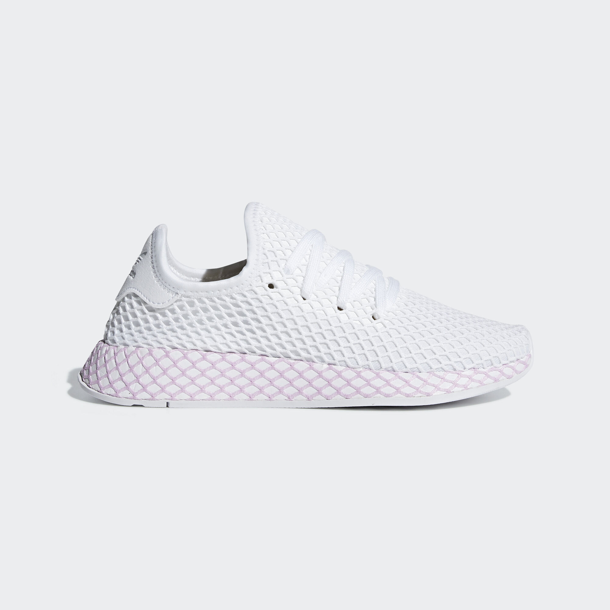 adidas Originals DEERUPT - Trainers - clear lilac Yyeiy