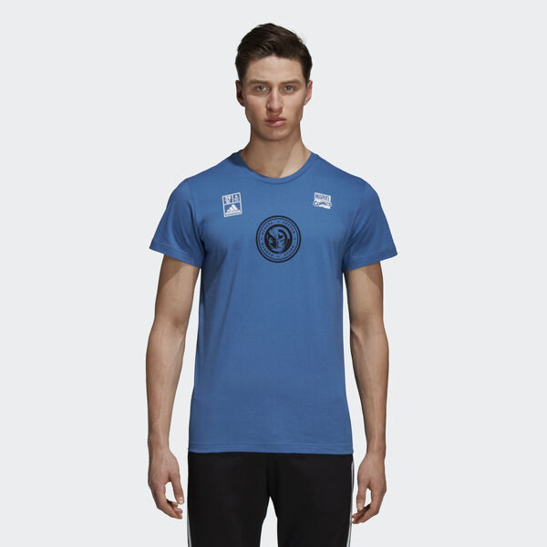 T-shirt Marvel Team Azul DM7766