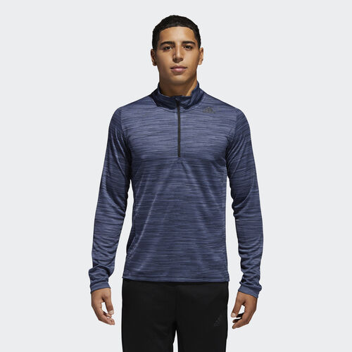adidas - Ultimate Tech 1/4 Zip Pullover Collegiate Navy CV4774