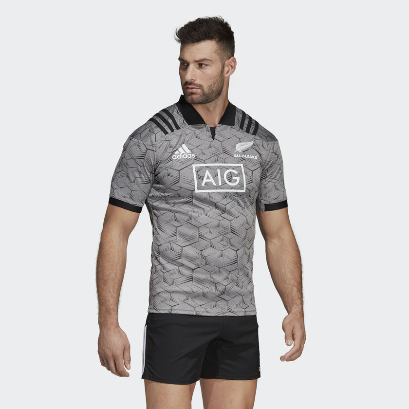 Camisola de Treino dos All Blacks