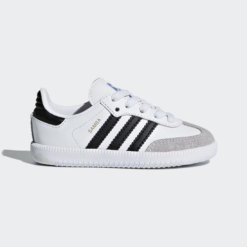 adidas - Samba OG Shoes Ftwr White / Core Black / Crystal White BB6969