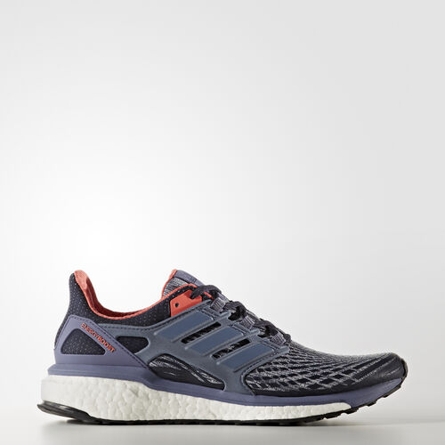 adidas - Energy Boost Shoes Legend Ink/Super Purple/Easy Coral BB3457