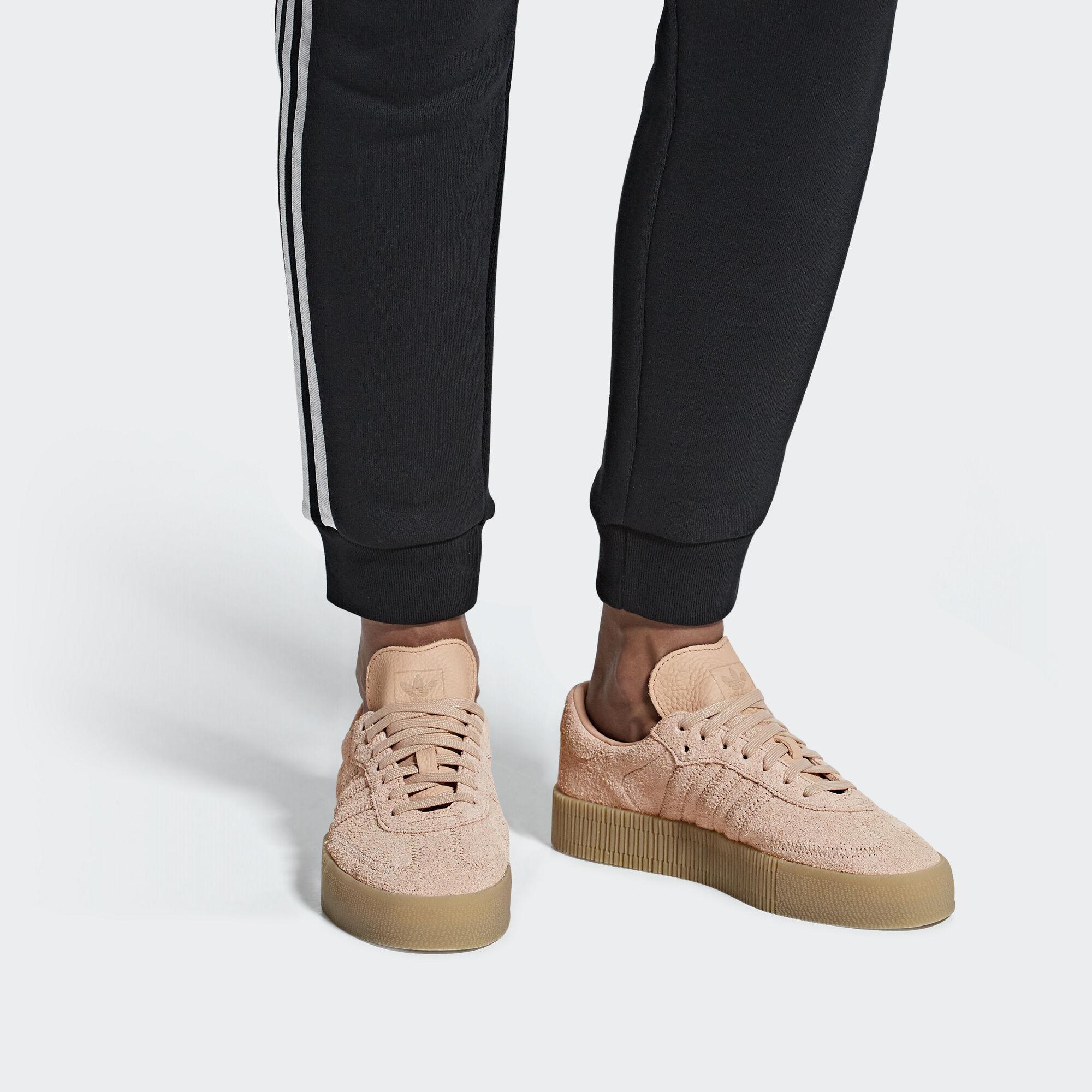 sale retailer 9b3b0 0a73a adidas SAMBAROSE Shoes - Green  adidas Finland