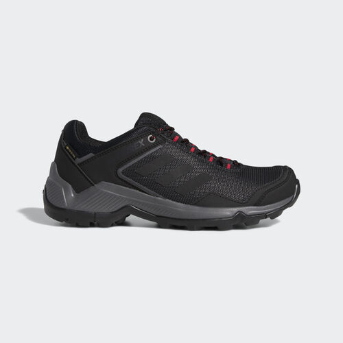 adidas - Terrex Eastrail GTX Shoes Carbon / Core Black / Active Pink BC0977