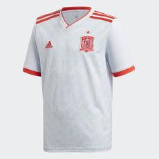 06db11dfd adidas - Camisola Alternativa de Espanha White Halo Blue Bright Red BR2694.  2 cores
