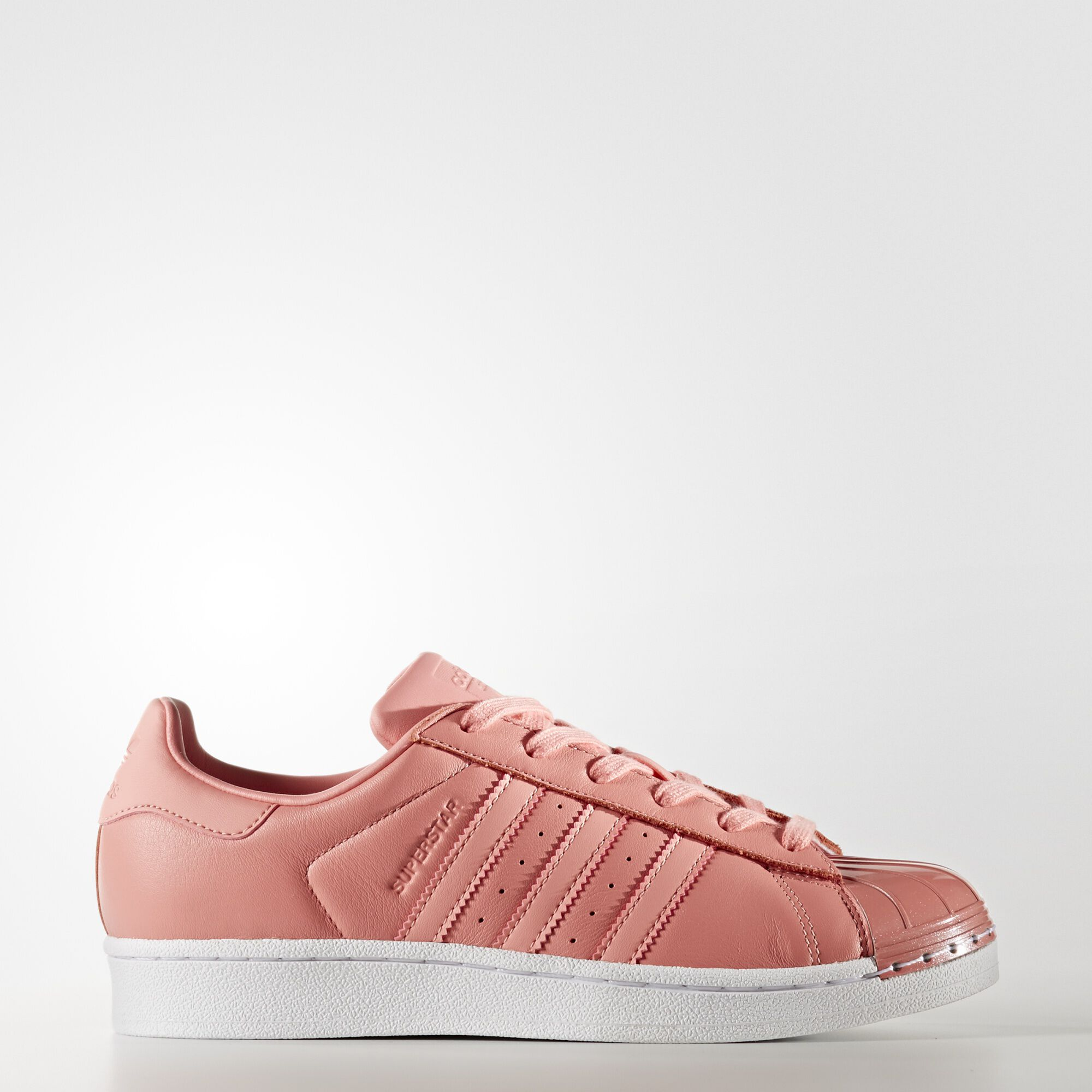 adidas Originals SUPERSTAR 80S - Zapatillas tactile rose/footwear white