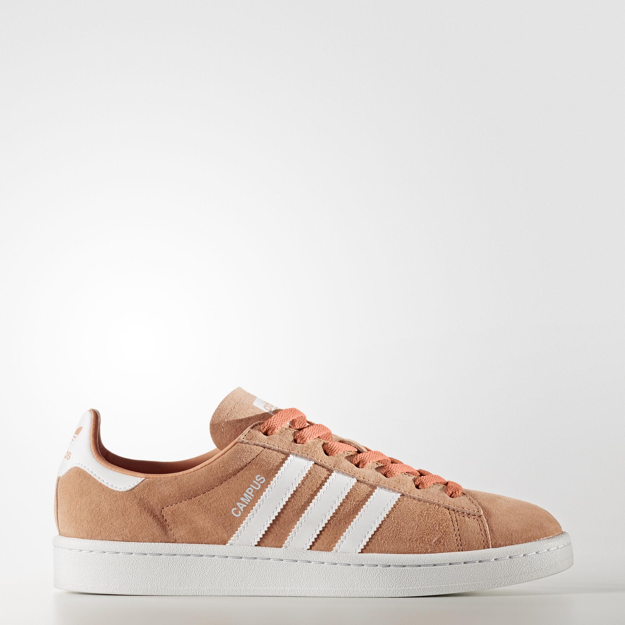 adidas Originals CAMPUS - Zapatillas easy orange/white/crystal white YM1rDKNNI