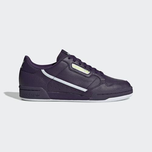 adidas - Continental 80 Shoes Legend Purple / Ftwr White / Ice Mint G27727