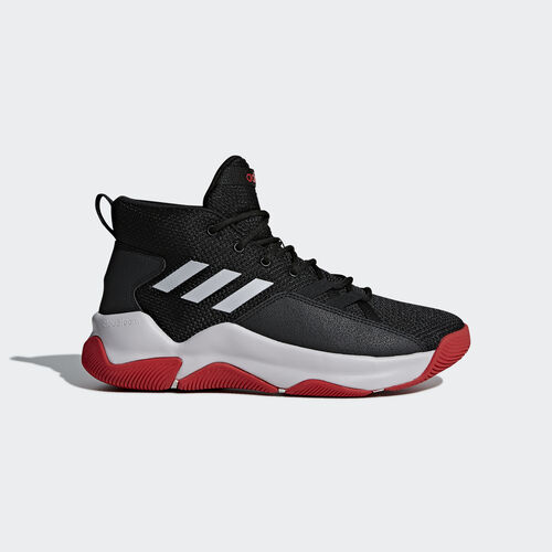 adidas - Streetfire Shoes Core Black / Grey Two / Scarlet BB7007