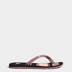 60509d0dc adidas - Eezay Essence Thong Sandals Trace Maroon   Clear Orange   Core  Black B43550 ...