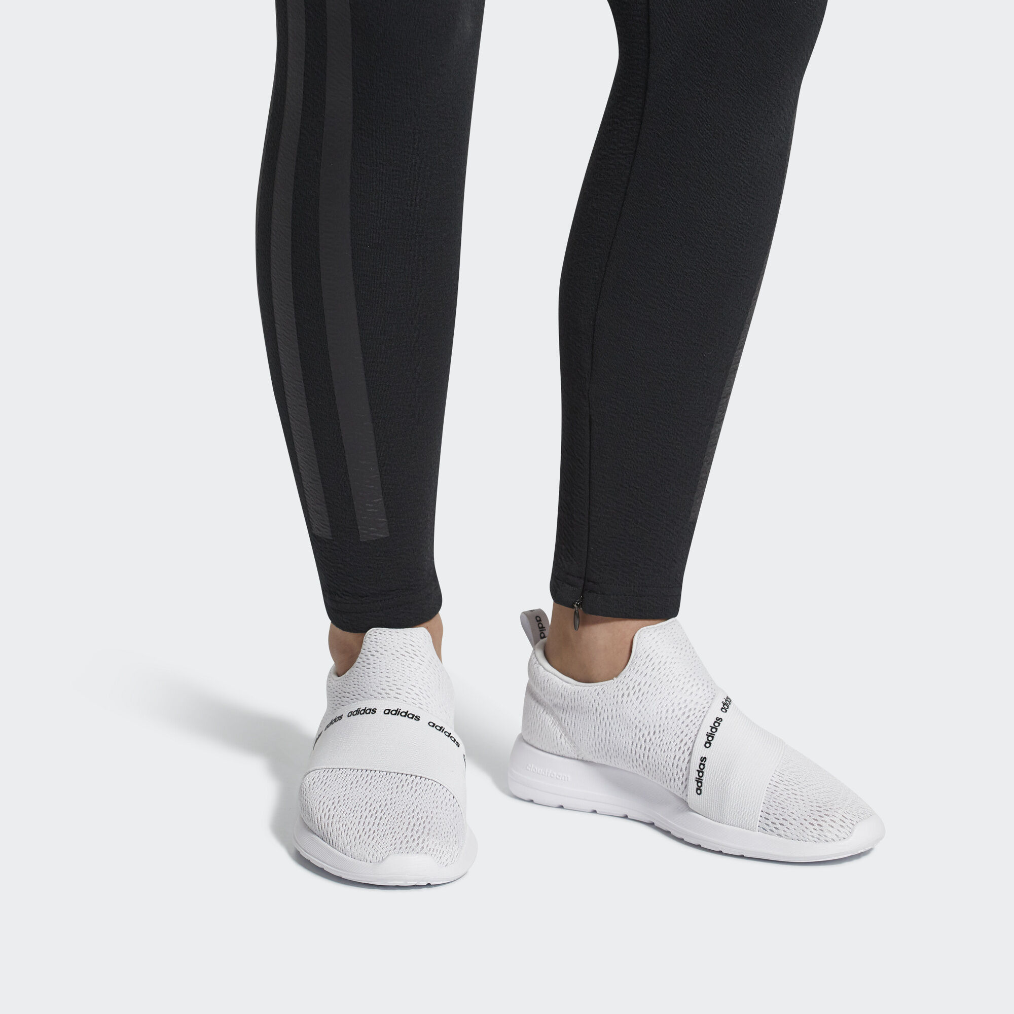 info for 1a423 5031b adidas Cloudfoam Refine Adapt Shoes - Black  adidas UK