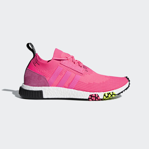 adidas - NMD_Racer Primeknit Shoes Solar Pink/Solar Pink/Core Black CQ2442