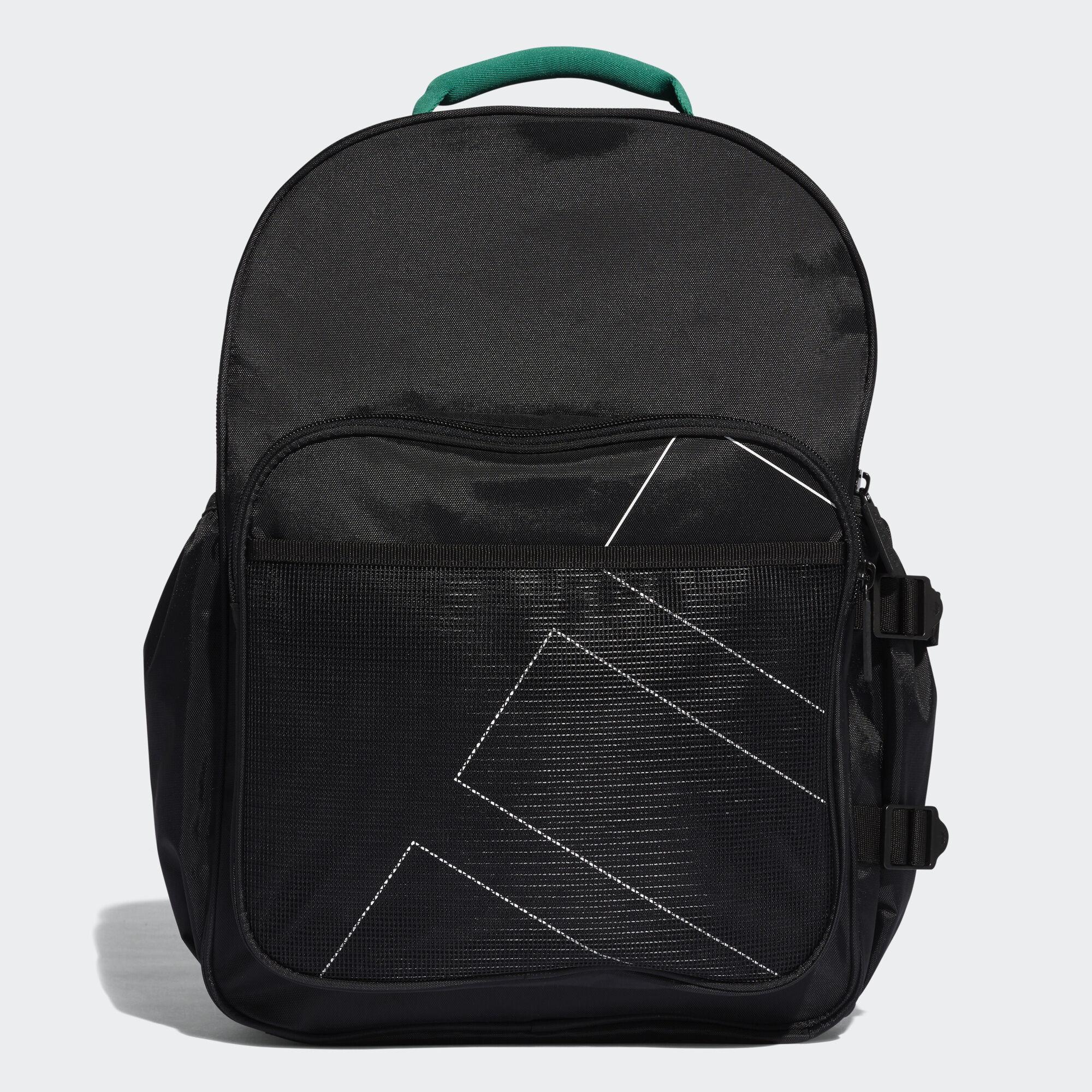 adidas - EQT Classic Backpack Black DH3027. Originals 8f3f3256634a9