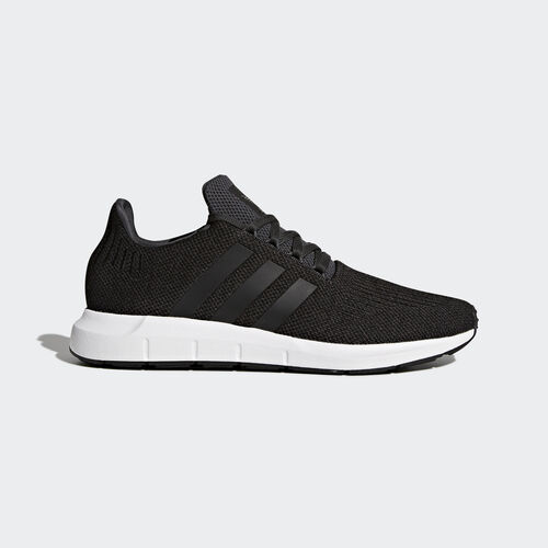 adidas - Swift Run Shoes Black/Carbon/Core Black/Medium Grey Heather CQ2114