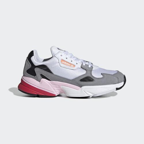 adidas - Falcon Shoes Ftwr White / Ftwr White / Grey Three CG6214