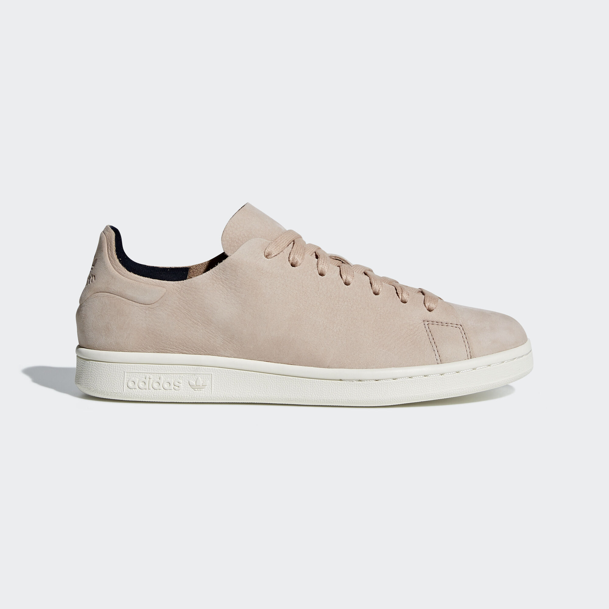 adidas - Stan Smith Nuud Shoes Ash Pearl/Ash Pearl/Legend Ink CQ2898. Women  Originals