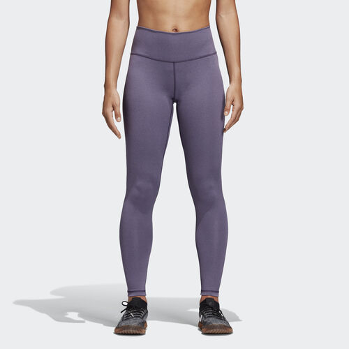 adidas - Believe This Solid Tights Legend Purple DU4419