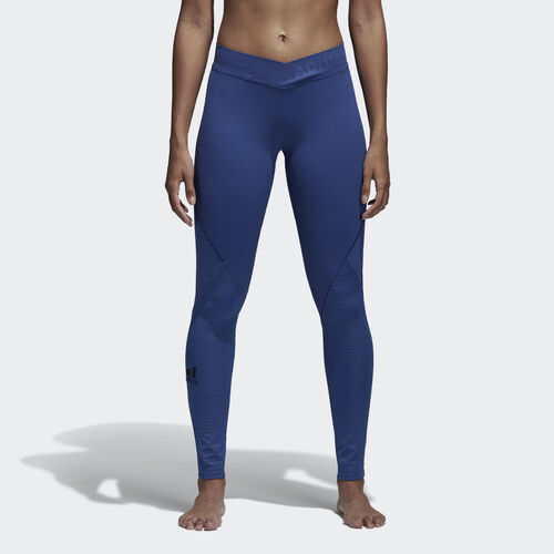 adidas - Alphaskin Tech Tights Mystery Ink CE0749