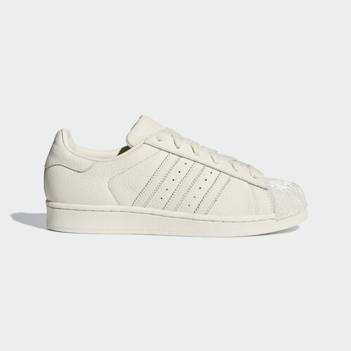 adidas - Superstar Shoes Off White / Off White / Off White CG6010