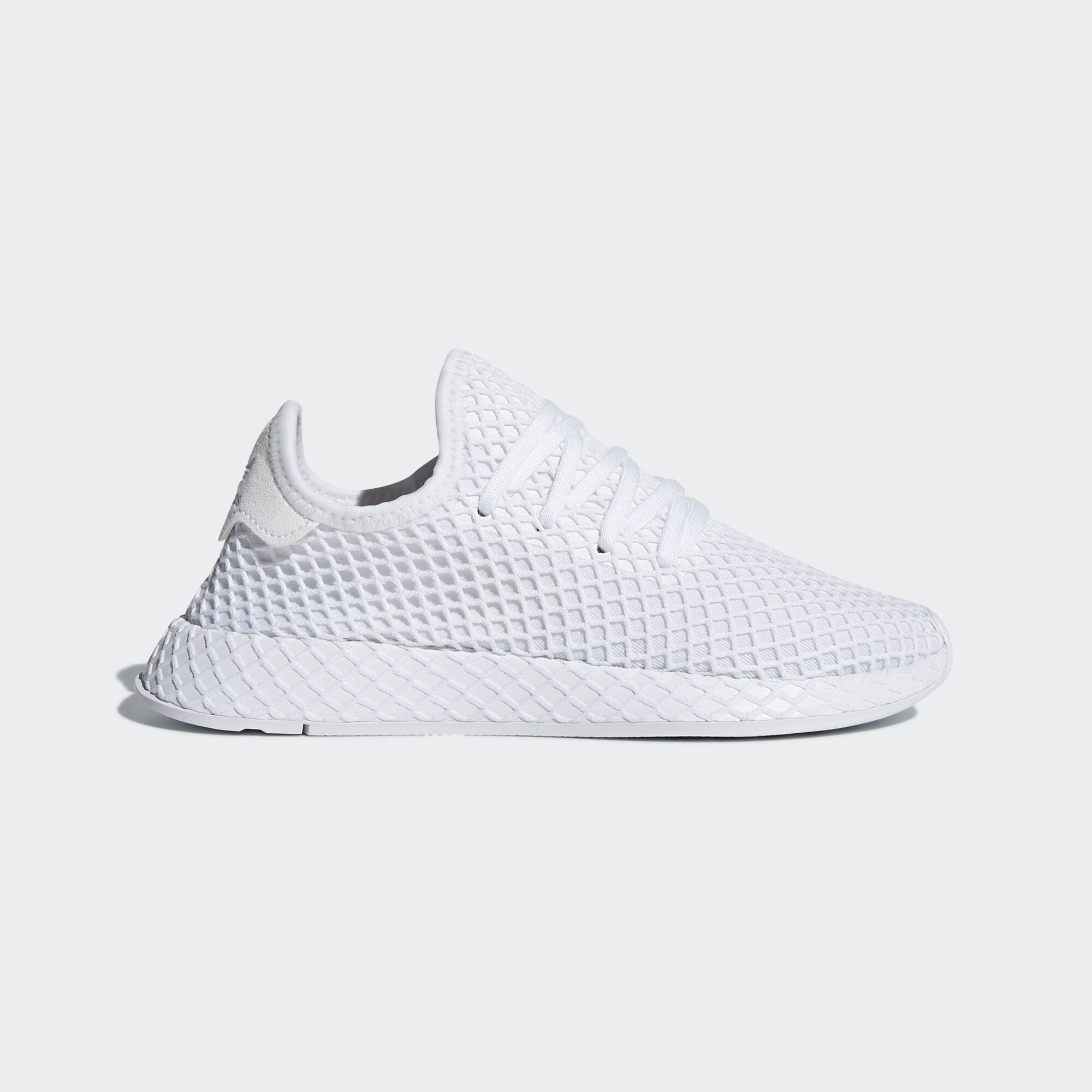 adidas Deerupt Runner Shoes - White | adidas Asia/Middle East