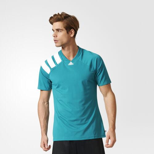 adidas - Tango Stadium Icon Jersey Blue/Eqt Green/White BJ9440