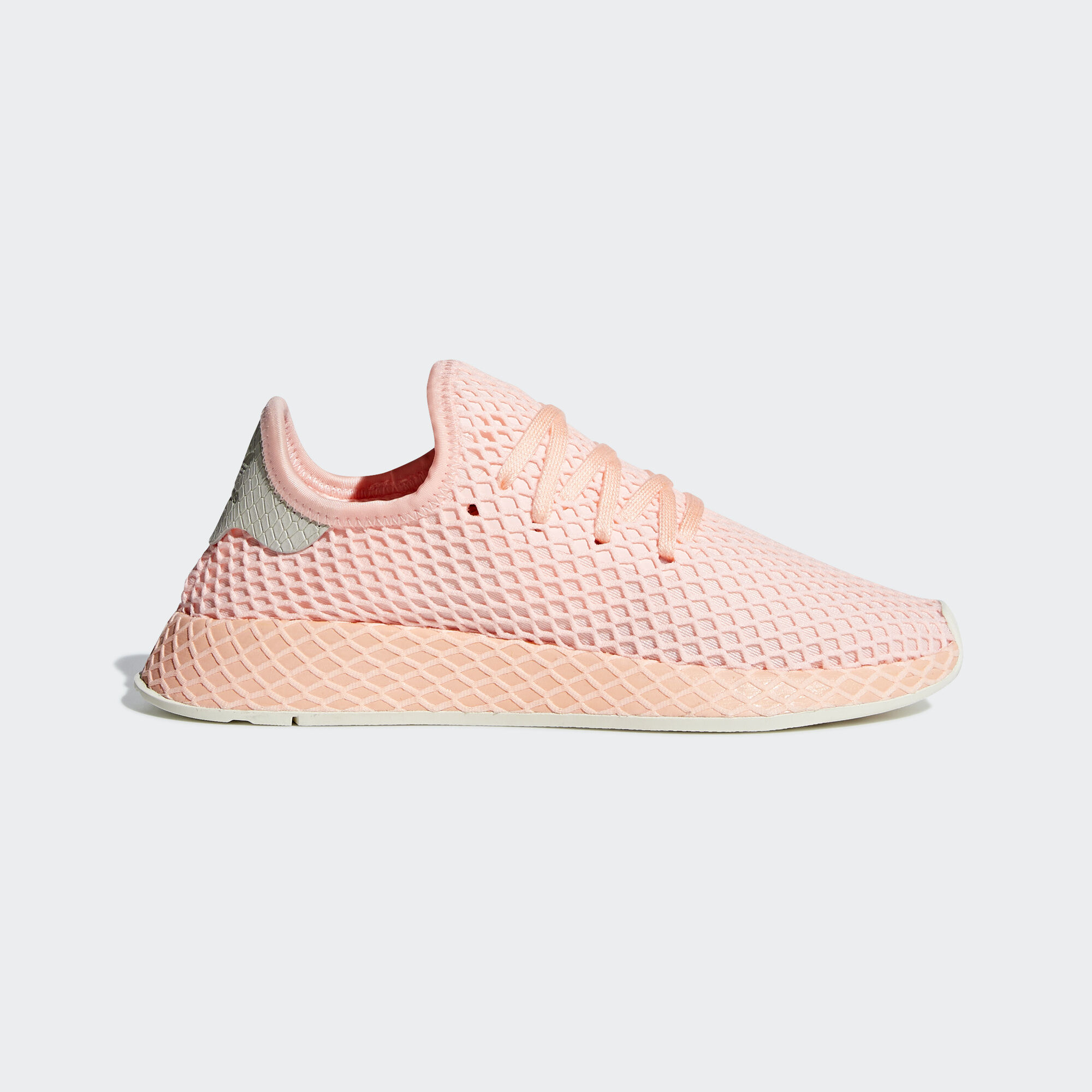 uk availability 66dae 2ea3c adidas - Deerupt Shoes Clear Orange  Clear Orange  Off White B41727