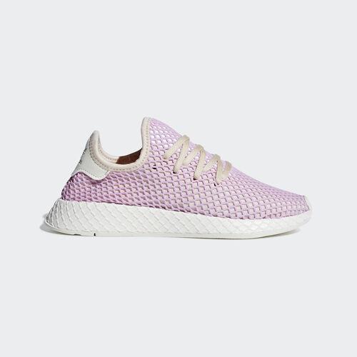 check out d8b8b d0e6d adidas - Deerupt Shoes Purple  Linen  Clear Lilac B37600