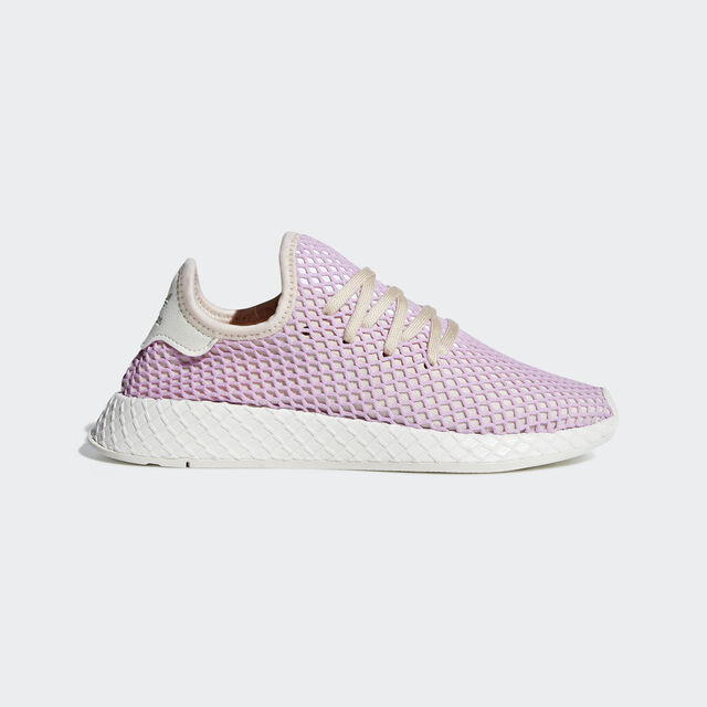adidas - Deerupt Shoes Purple   Linen   Clear Lilac B37600 81295afacca