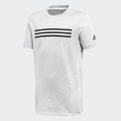 adidas - Training Brand Tee White / White DJ1151