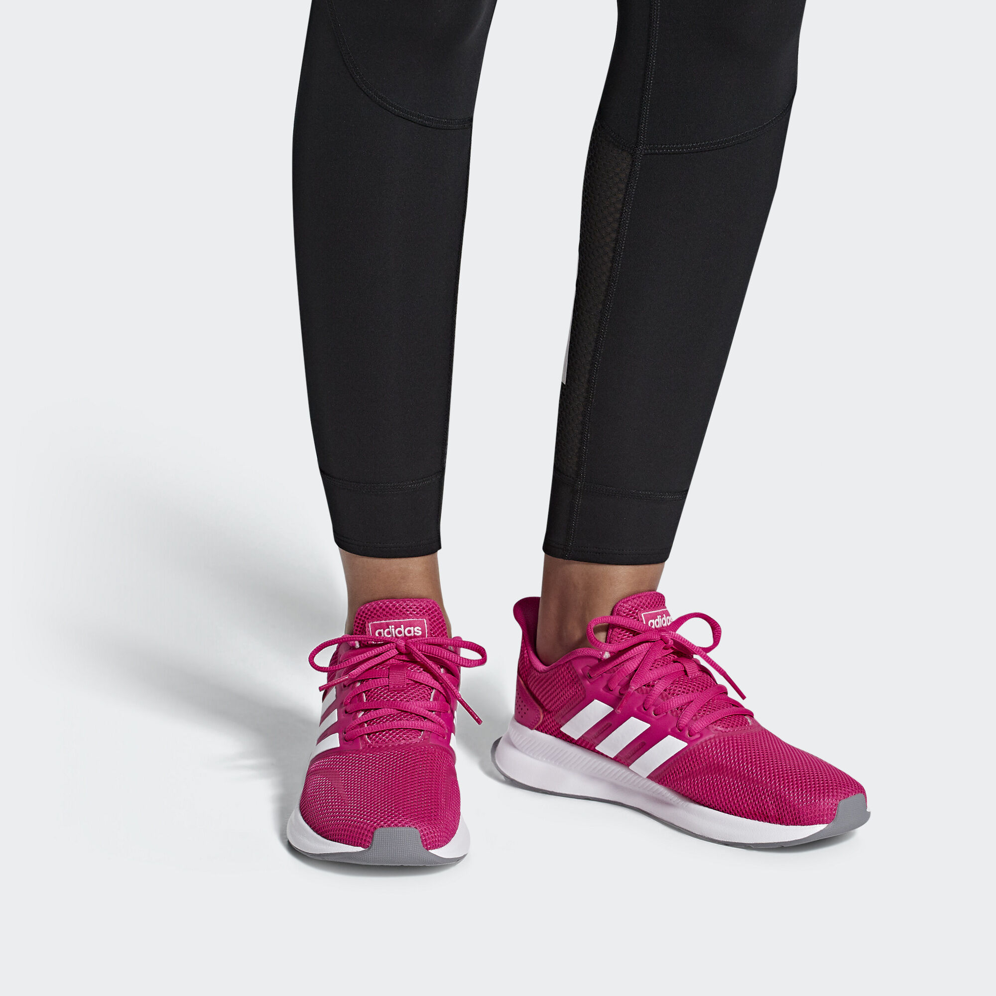 huge discount 11e68 65f7b adidas Sapatos Runfalcon - Preto  adidas MLT
