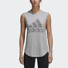 adidas - ID Winners Muscle Tee Mgh Solid Grey   Dgh Solid Grey CF7077 ... 3888d5c779a