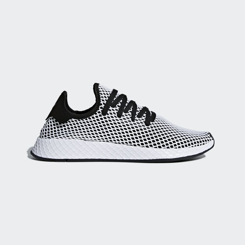 best sneakers 2e1db 1f758 adidas - Deerupt Runner Shoes Core BlackCore BlackFtwr White CQ2626
