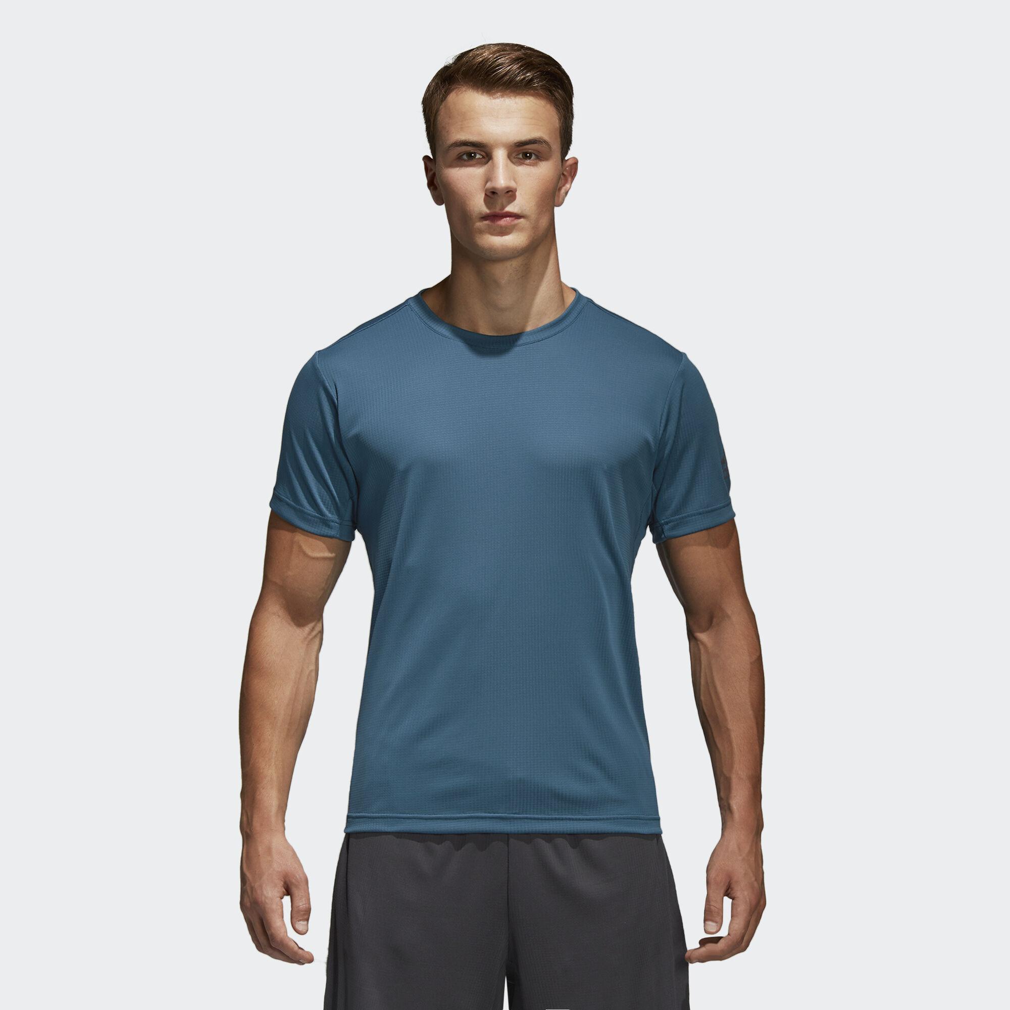 adidas - FreeLift Climachill Tee Blue CE0819. Men Training