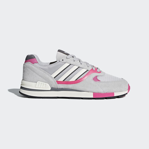 adidas - Quesence Shoes Grey Two/Shock Pink/Grey Four CQ2131