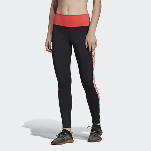 adidas - Believe This High-Rise Iteration Long Tights Black DQ3122