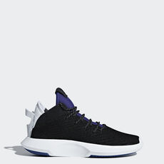 premium selection e866b 5cacf adidas - Crazy 1 ADV Primeknit Shoes Core BlackFtwr WhiteReal Purple  AH2254 ...