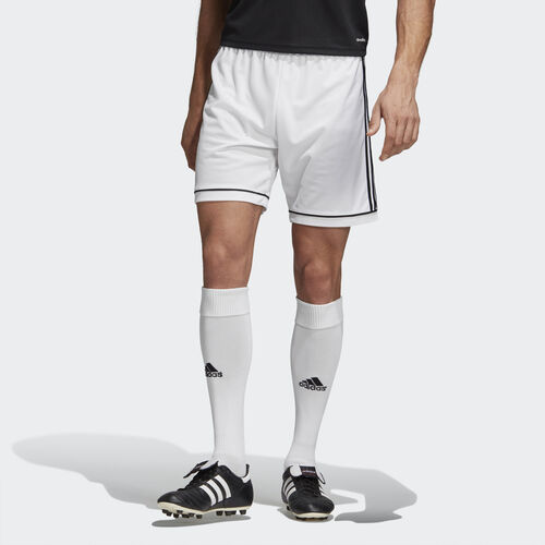 adidas - Squadra 17 Shorts White/Black BJ9227